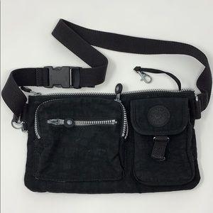 Kipling Black Belt Bag